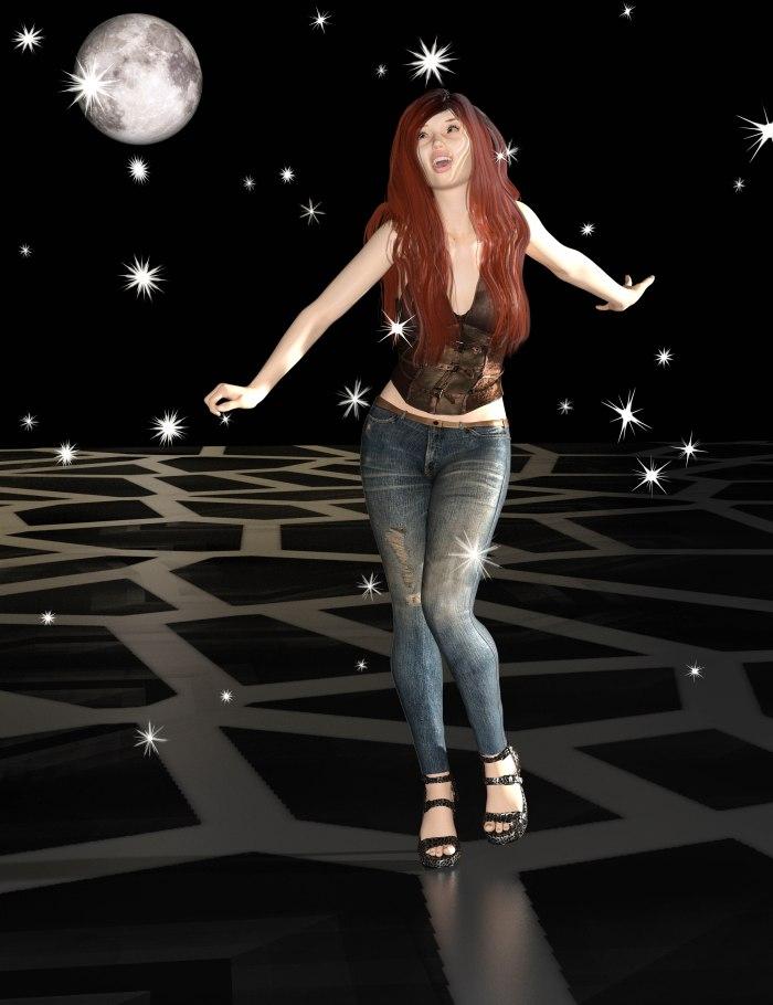 Moon Mazed And Amazed!
